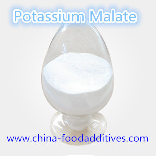 Potassium Malate - food grade, feed/fodder grade, tobaco CAS:585-09-1