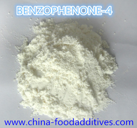 UV absorbers Benzophenone-4,BP-4,UV-284, Cosmetic Sun protect, CAS:4065-45-6