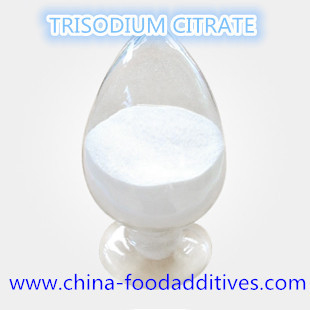 China Food Additives sodium citrate dihydrate,Trisodium citrate dihydrate, food grade, 6132-04-3 distributor