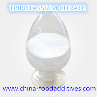 China Food Additives Tripotassium Citrate food grade, CAS:6100-05-6 distributor